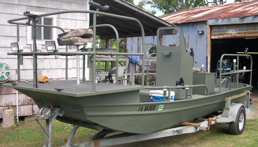 Turn Your Jon Boat Into An Elite Bass Fishing Machine