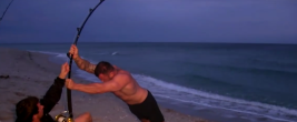 These Fisherman Catch Something Too Big For Them To Handle